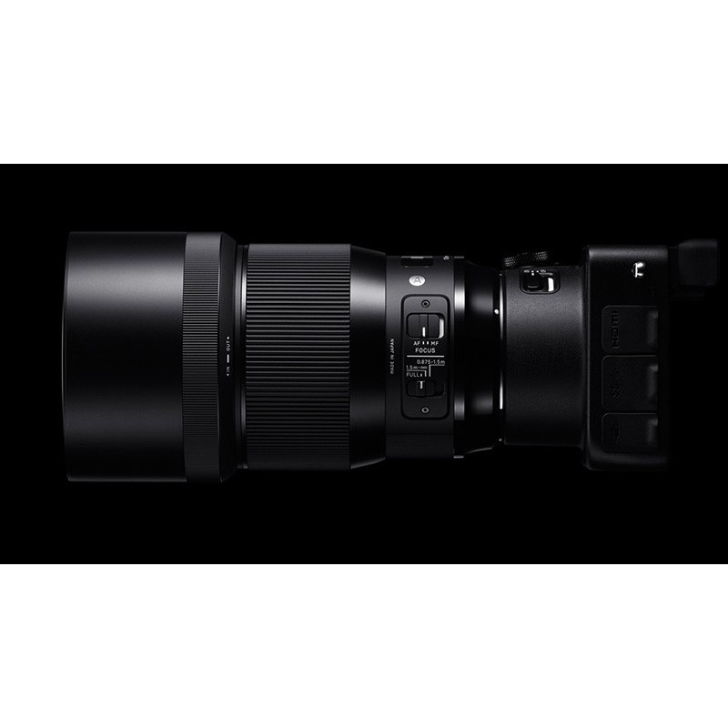 Объектив Sigma 135mm F1.8 DG HSM Art