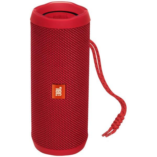 Портативная акустика JBL Flip 4 (красный)