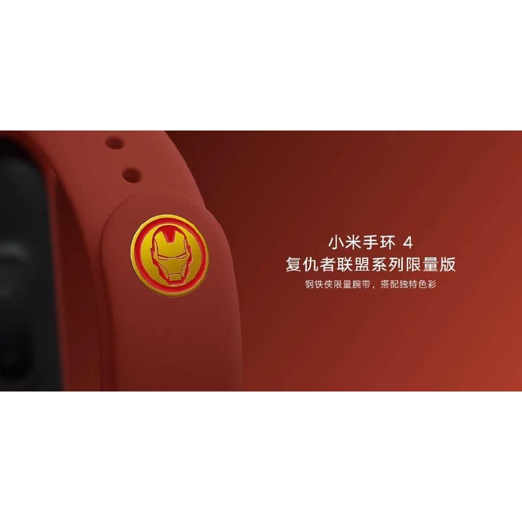 Носимый гаджет Xiaomi Mi Band 4