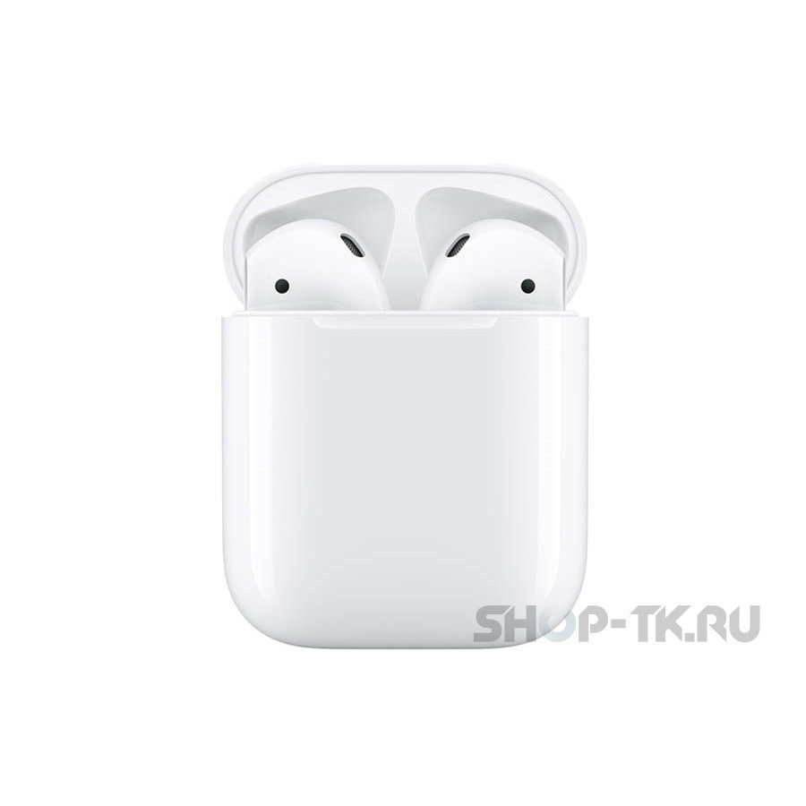 Наушники Apple AirPods 2 with Charging Case (белый)