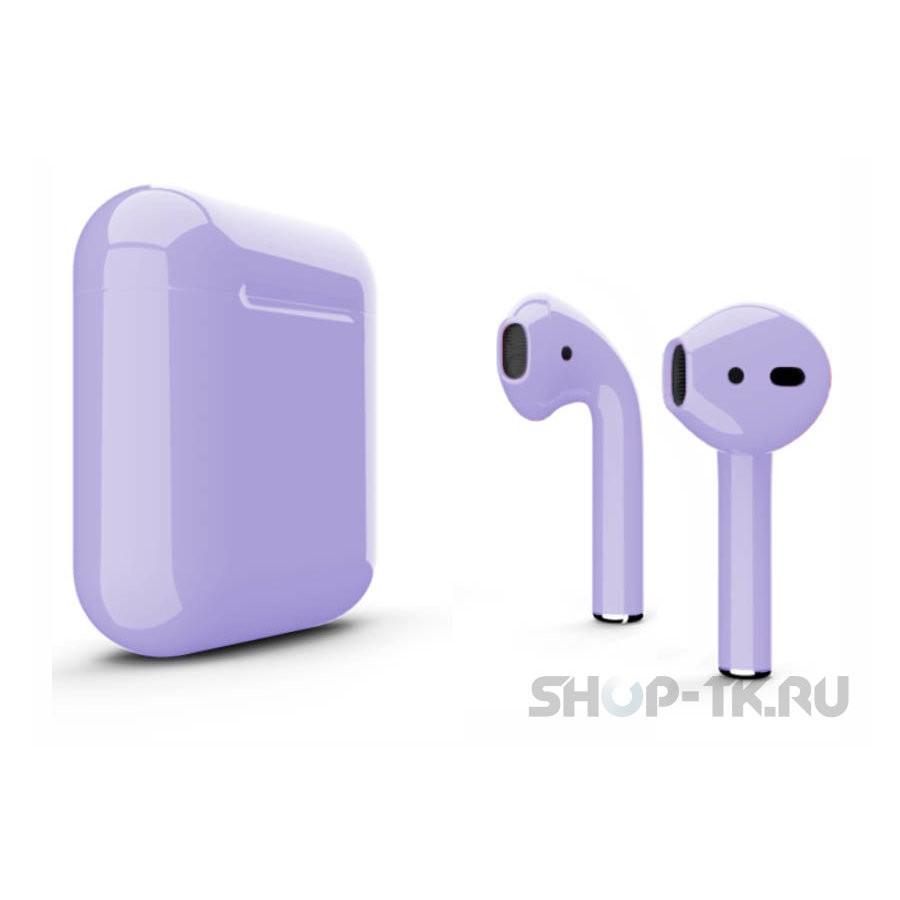 Наушники Apple AirPods 2 with Charging Case (фиолетовый)