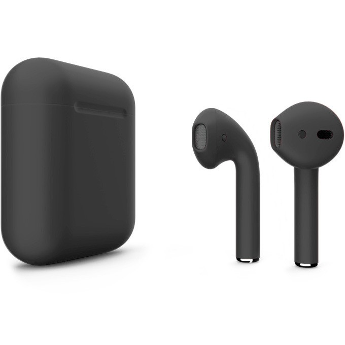 Наушники Apple AirPods 2 with Charging Case (графит)