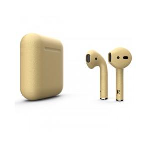 Наушники Apple AirPods 2 with Charging Case (золотистый)