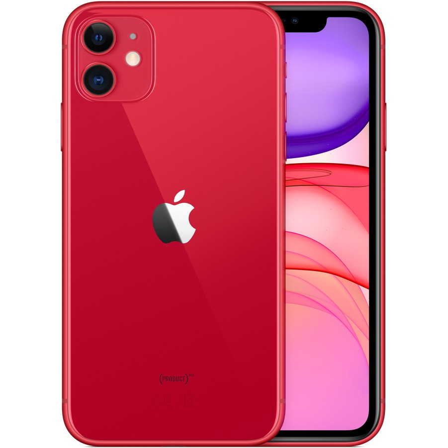 Мобильный телефон Apple iPhone 11 64GB (желтый)