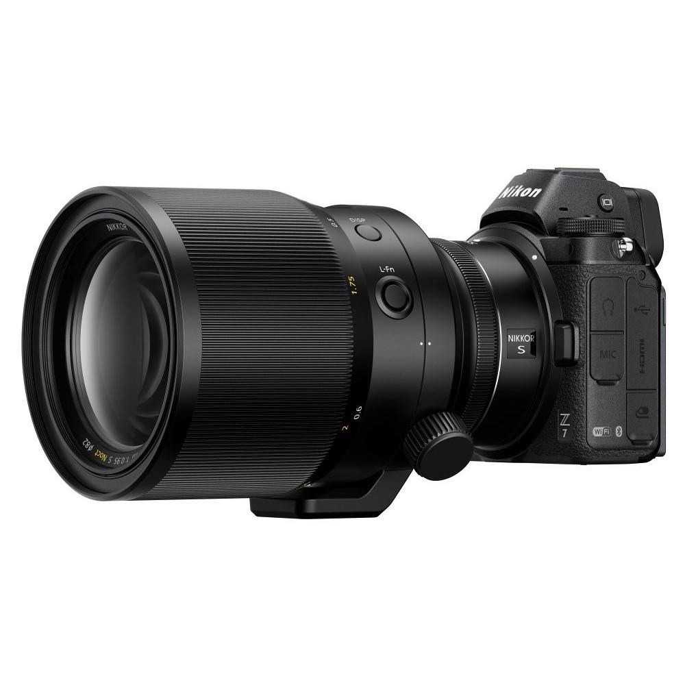 Объектив Nikon 58mm F0.95 S Nikkor Z