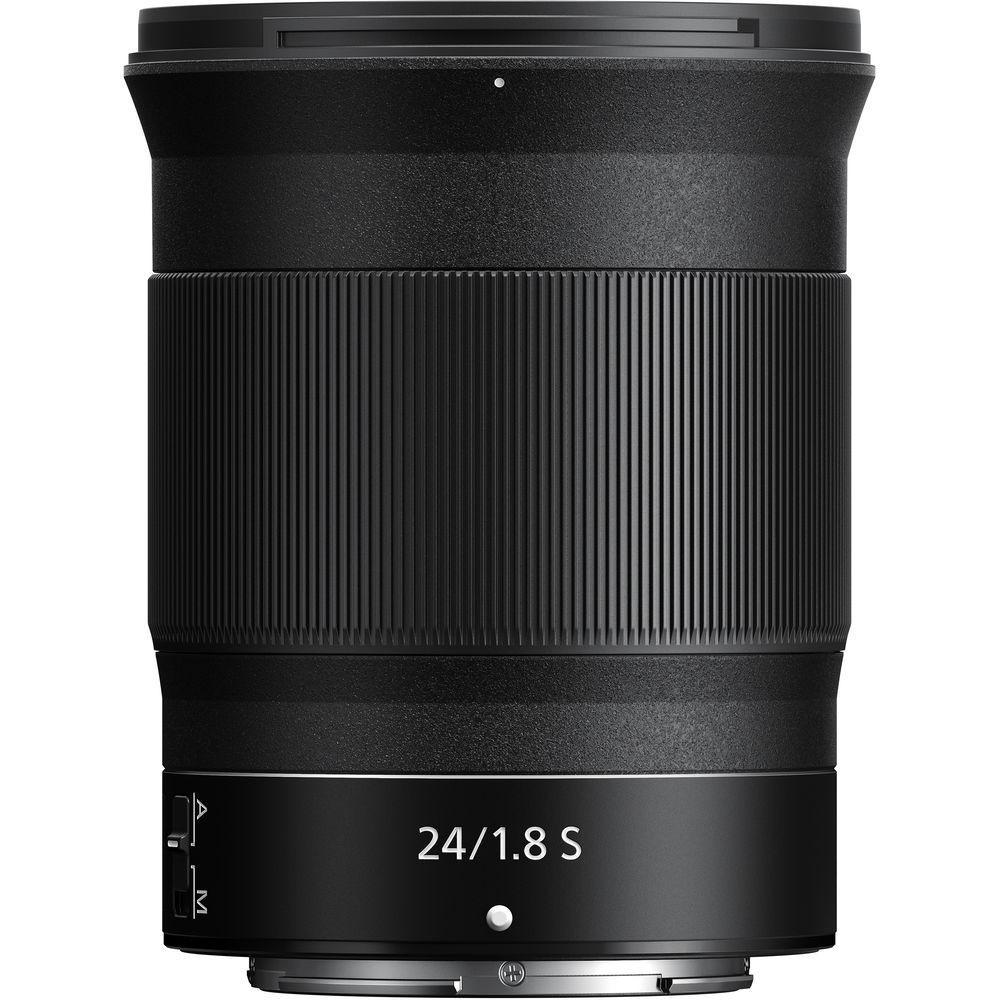 Объектив Nikon 24mm f/1.8 S Nikkor Z