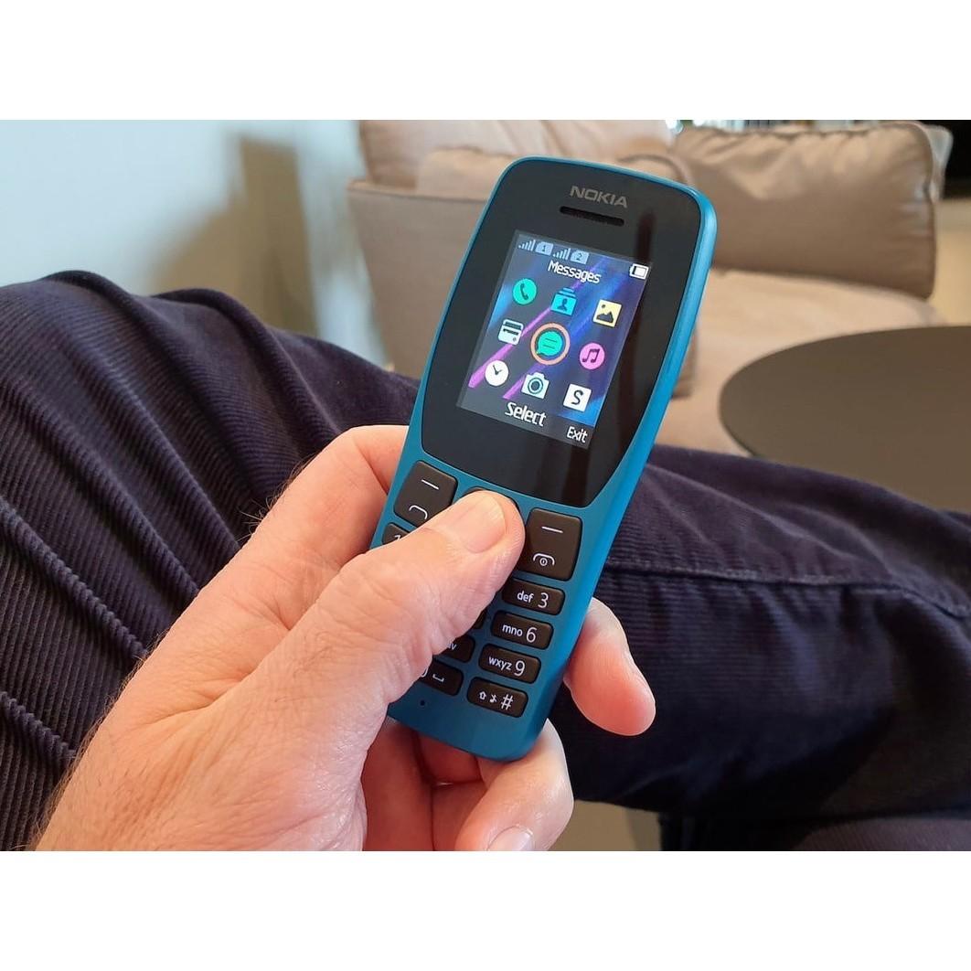Мобильный телефон Nokia 110 2019 (синий)