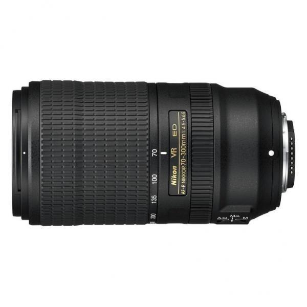 Объектив Nikon 70-300mm f/4.5-5.6G IF-ED AF-P VR