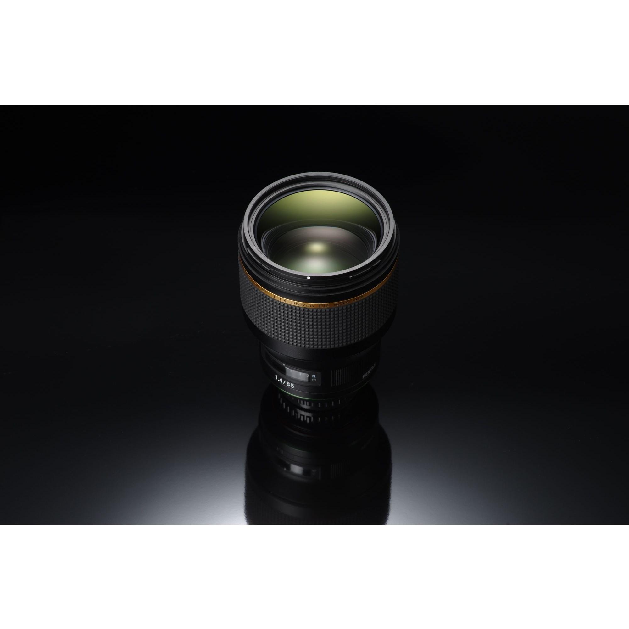 Объектив Pentax HD DFA* 85mm F1.4 ED SDM AW