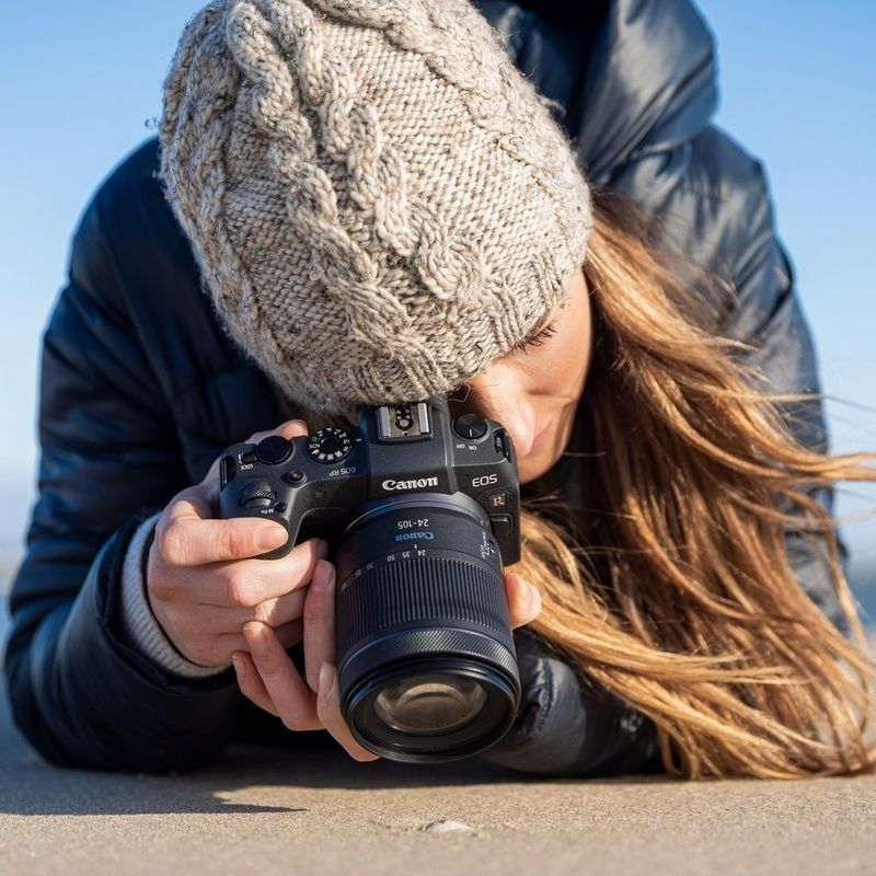 Объектив Canon RF 24-105mm f/4.0-7.1 IS STM