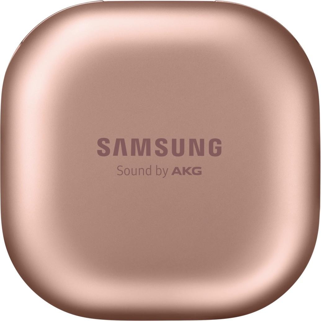 Наушники Samsung Galaxy Buds Live (белый)