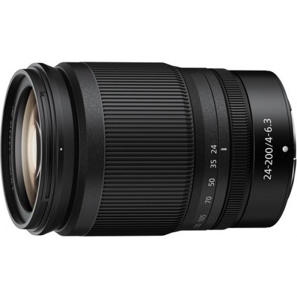Объектив Nikon 24-200mm f/4.0-6.3 VR Nikkor Z