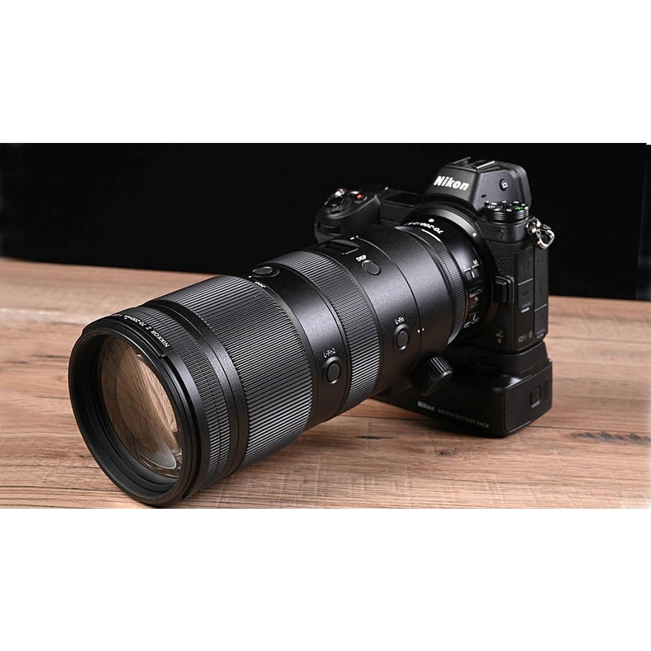 Объектив Nikon 70-200mm f/2.8 VR S Nikkor Z
