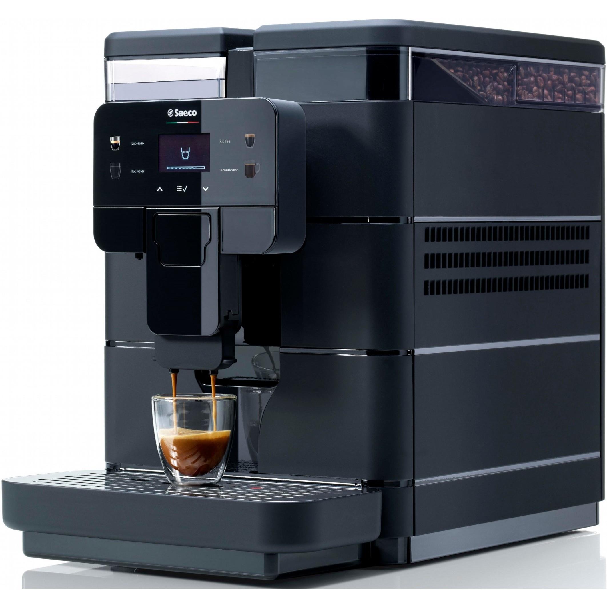 Кофеварка Philips Saeco Royal Black