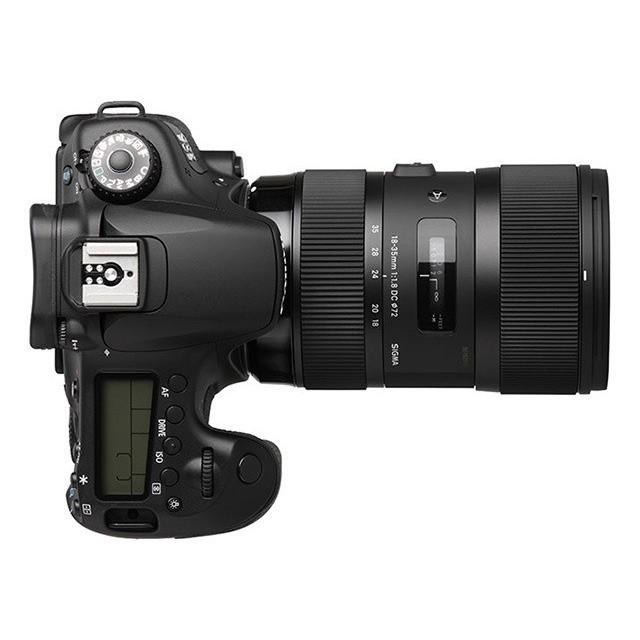 Объектив Sigma 18-35mm F1.8 DC HSM A