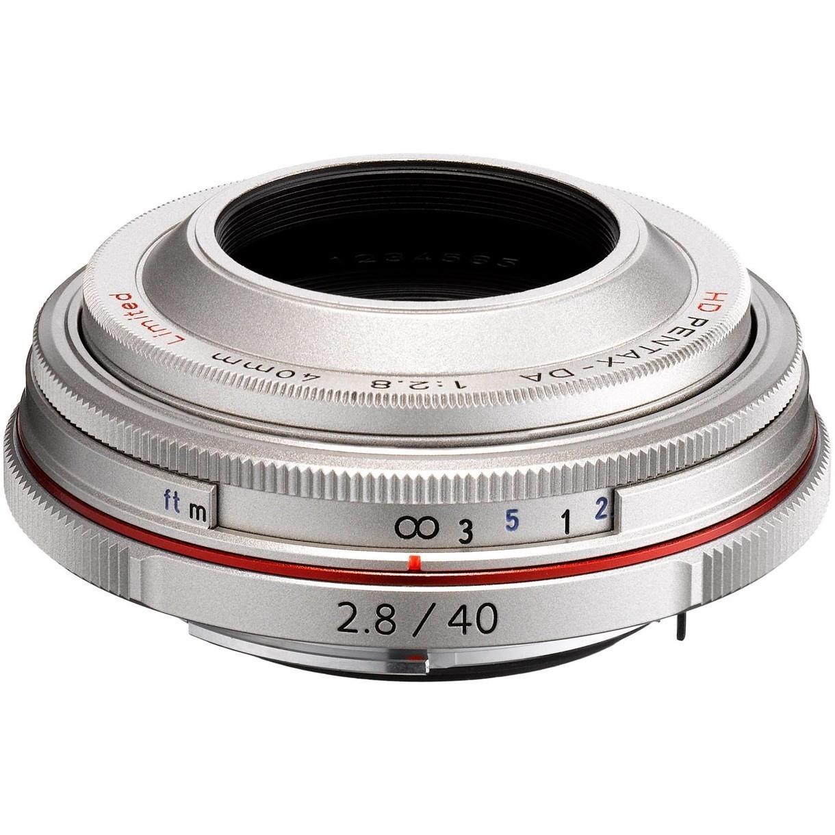 Объектив Pentax HD DA 40mm f/2.8 Limited