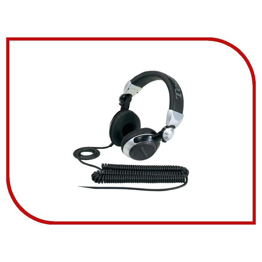 Наушники Technics RP-DJ1210 (серебристый)
