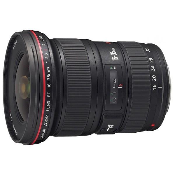 Объектив Canon EF 16-35mm f/2.8L USM