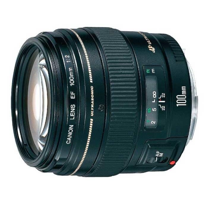 Объектив Canon EF 100mm f/2.0 USM