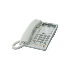 Проводной телефон Panasonic KX-TS2365 (белый)