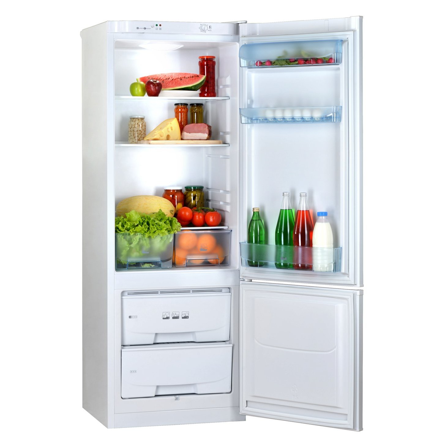 Холодильник POZIS RK-102 (черный)