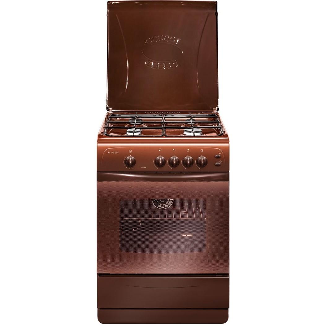 Плита Gefest 1200 C7 (коричневый)