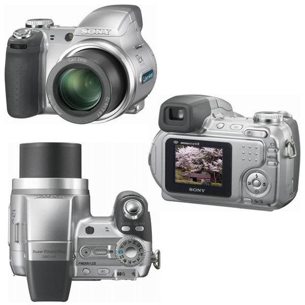 Фотоаппарат Sony H2