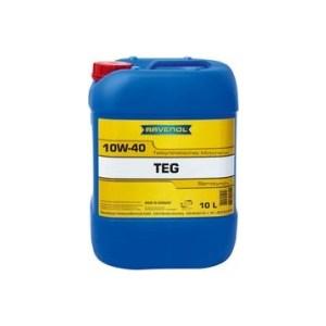 Моторное масло Ravenol TEG 10W-40 10L