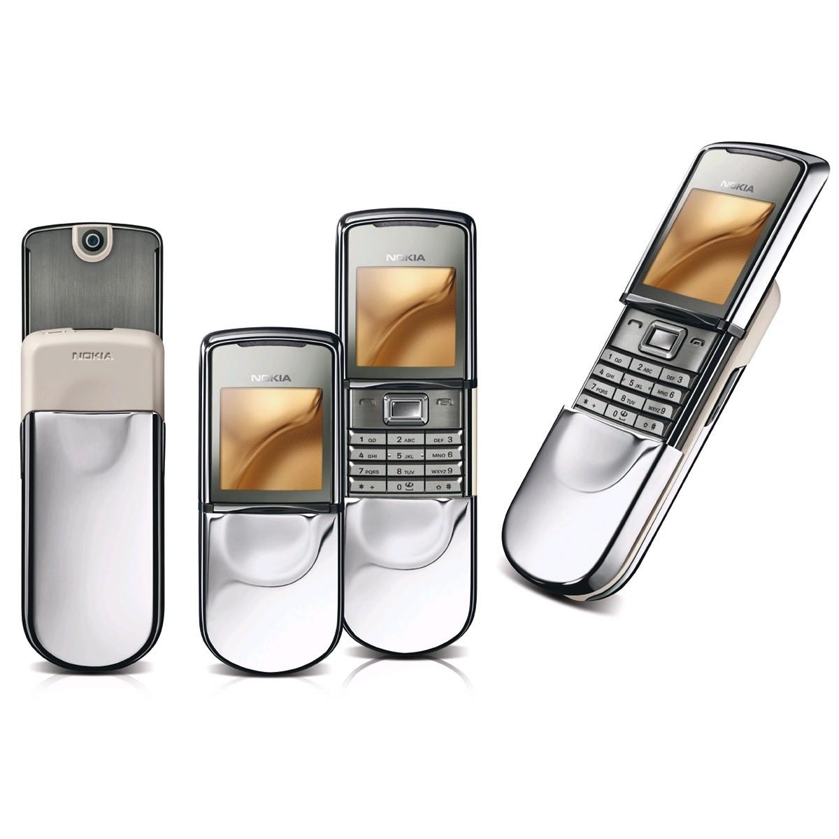 Мобильный телефон Nokia 8800 Sirocco