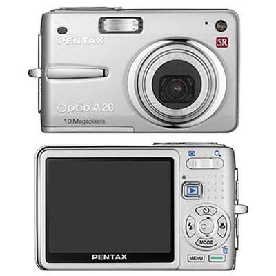 Фотоаппарат Pentax Optio A20