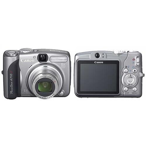 Фотоаппарат Canon PowerShot A710 IS