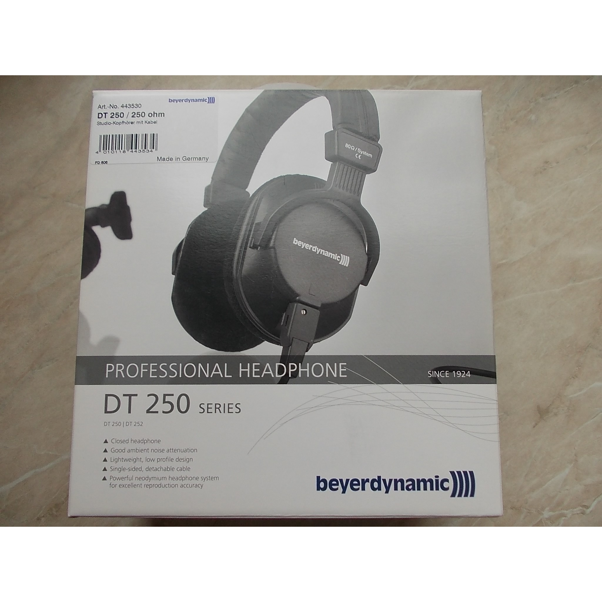 Наушники Beyerdynamic DT 250 250 Ohm