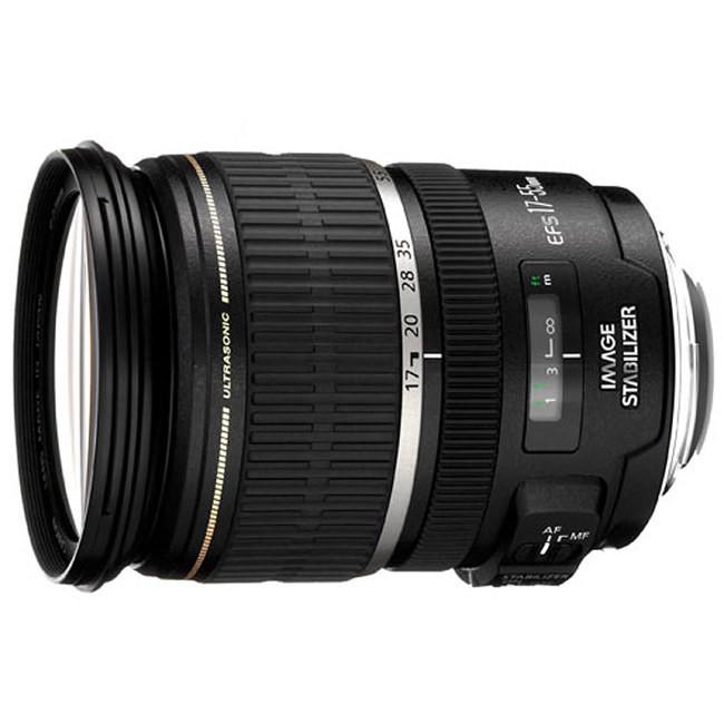 Объектив Canon EF-S 17-55mm f/2.8 IS USM