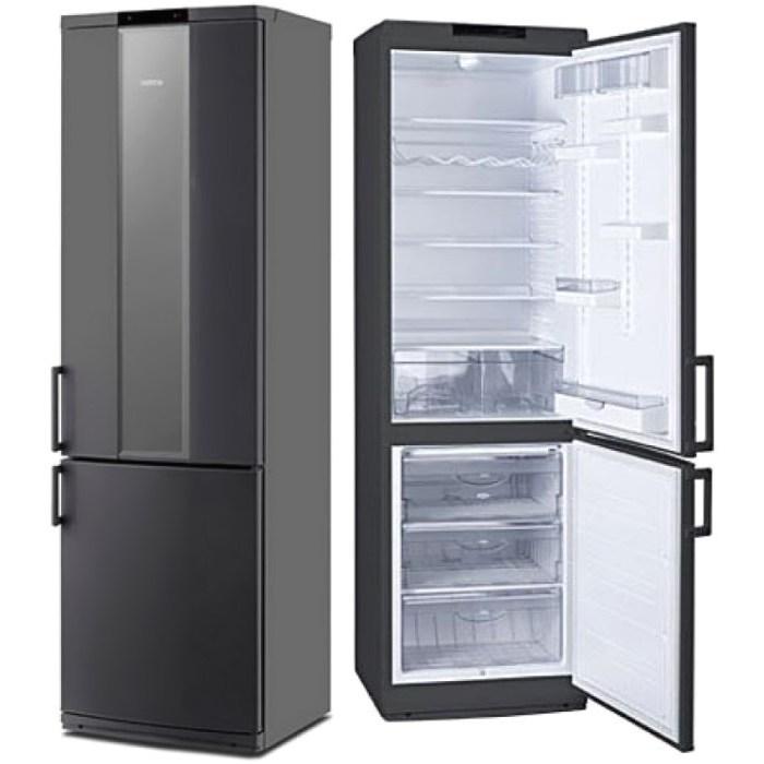 Холодильник Atlant XM-6001 (серебристый)