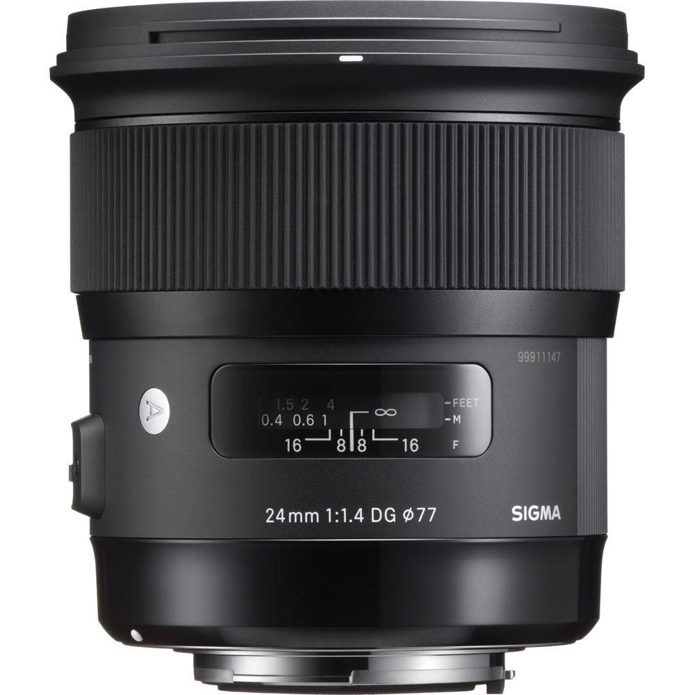Объектив Sigma 24mm F1.4 DG HSM A