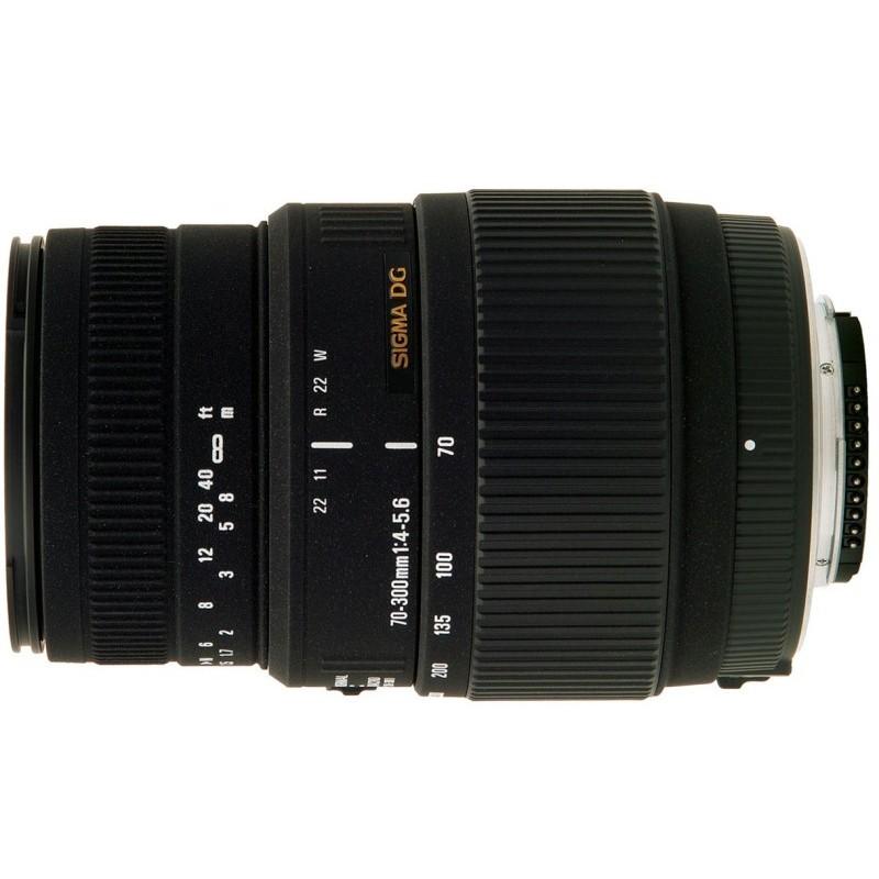 Объектив Sigma AF 70-300mm F4.0-5.6 APO MACRO DG