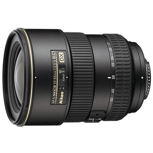Объектив Nikon 17-55mm f/2.8G IF-ED AF-S DX Zoom-Nikkor