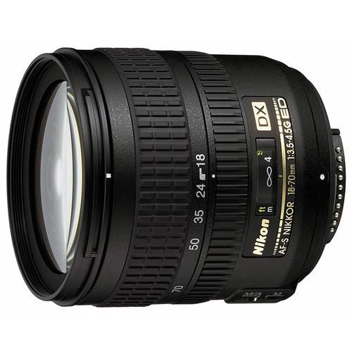 Объектив Nikon 18-70mm f/3.5-4.5G IF-ED AF-S DX Zoom-Nikkor