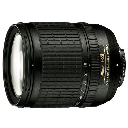 Объектив Nikon 18-135mm f/3.5-5.6G IF-ED AF-S DX Zoom-Nikkor