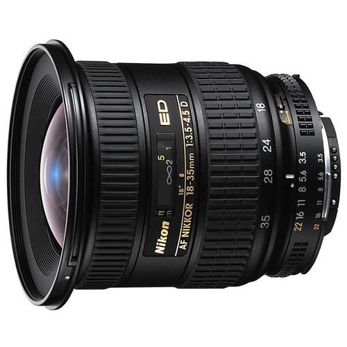 Объектив Nikon 18-35mm f/3.5-4.5D IF-ED AF Zoom-Nikkor