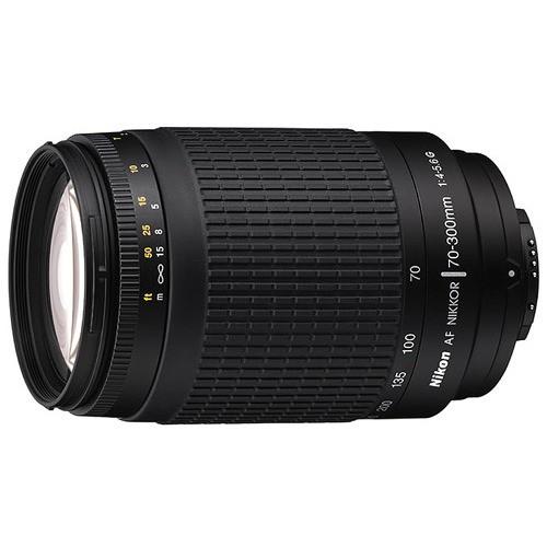 Объектив Nikon 70-300mm f/4.0-5.6G AF Zoom-Nikkor