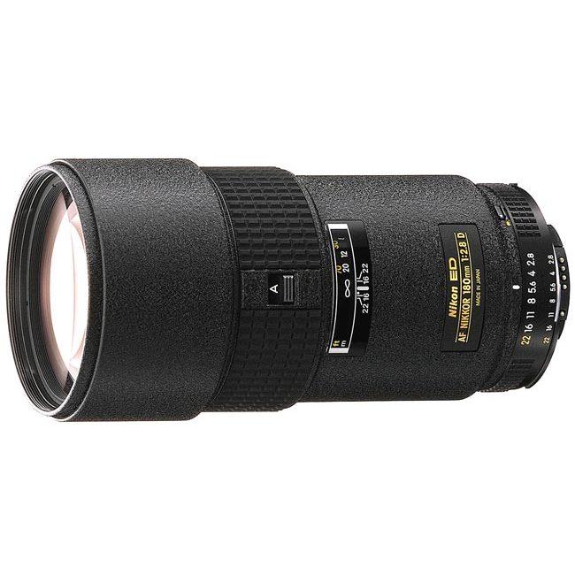 Объектив Nikon 180mm f/2.8D IF-ED AF Nikkor