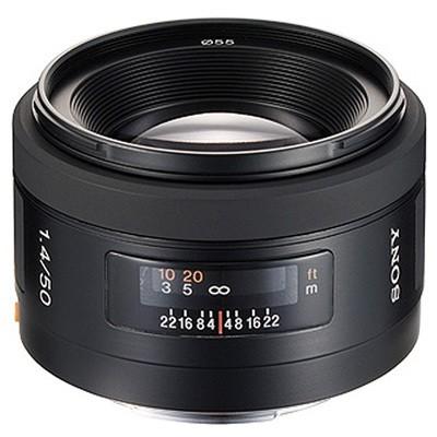 Объектив Sony SAL-50F14 50mm F1.4