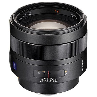 Объектив Sony SAL-85F14Z 85mm F1.4