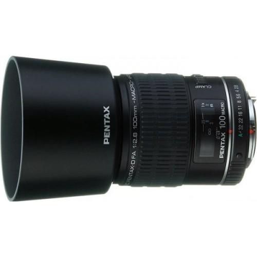 Объектив Pentax SMC DFA Macro 100mm f/2.8