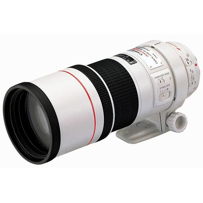 Объектив Canon EF 300mm f/4.0L IS USM