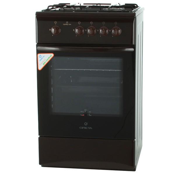 Плита Greta 1470-00-12 (коричневый)