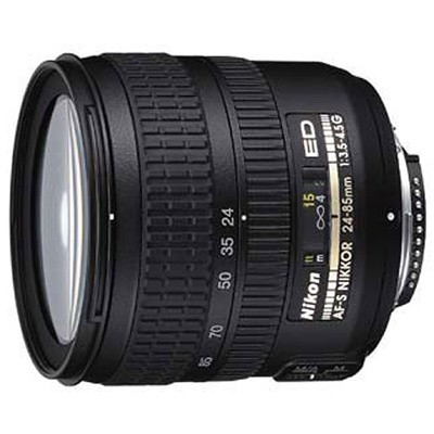 Объектив Nikon 24-85mm f/3.5-4.5G IF-ED AF-S Zoom-Nikkor