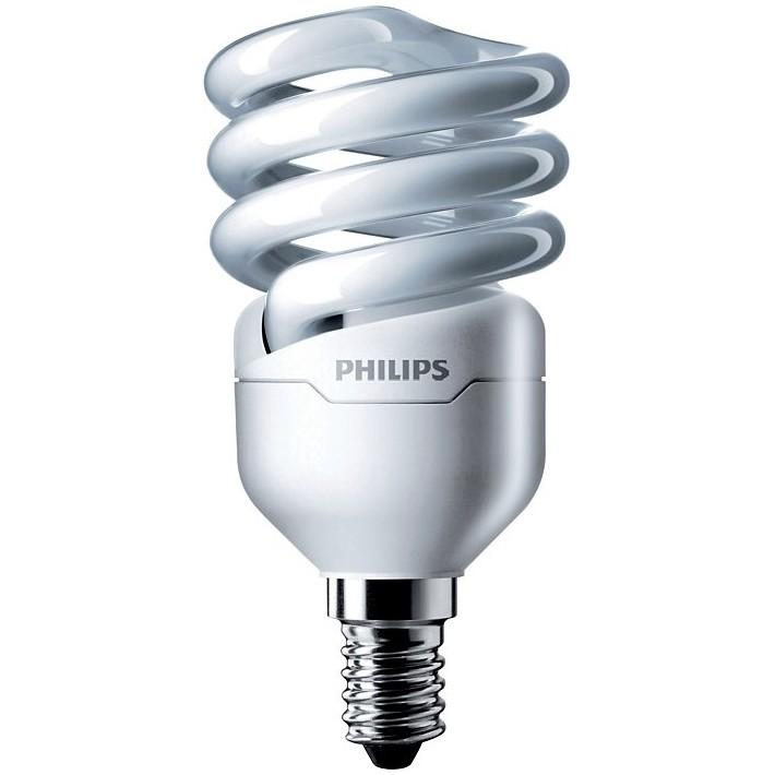 Лампочка Philips Tornado T2 12W WW E14