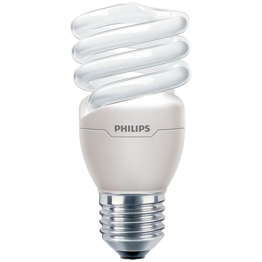 Лампочка Philips Tornado T2 15W WW E27